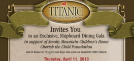 Titanic Invites You to an Exclusive, Shipboard Dining Gala