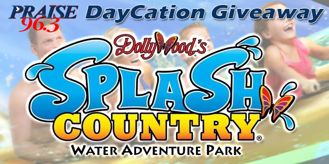 Dollywood Splash Country Daycation Giveaway is back!