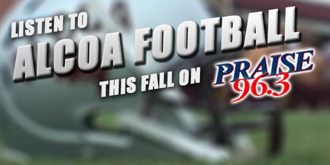 Alcoa Football Live on Praise 96.3