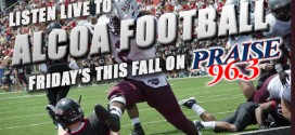 Alcoa Tornadoes Football on Praise 96.3