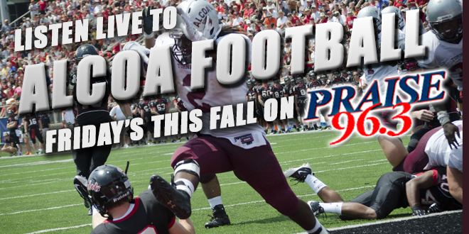 Tune in This Fall for Alcoa Football LIVE