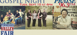 tn valleyfair gospel night by praise 963