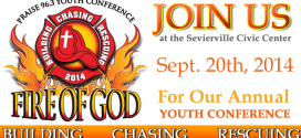 "The Praise ""Fire of God"" Youth Conference is Back!!!"