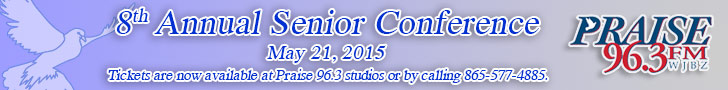 8th Annual Senior Conference on May 21