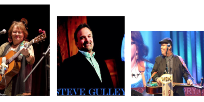 Spring Open House Concert featuring Dale Ann Bradley, Steve Gulley, Phil Leadbetter – Sunday, May 22 – 7 PM