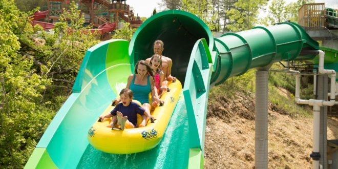 Get ready to win a Dollywood's Splash Country DAYcation!!!